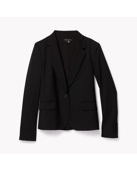 Theory | Black Classic Shirt | Lyst