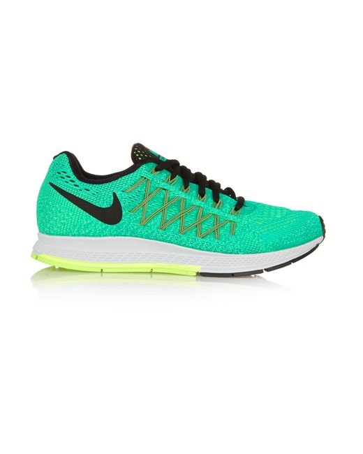 Nike | Green Air Zoom Pegasus 32 Mesh Sneakers | Lyst