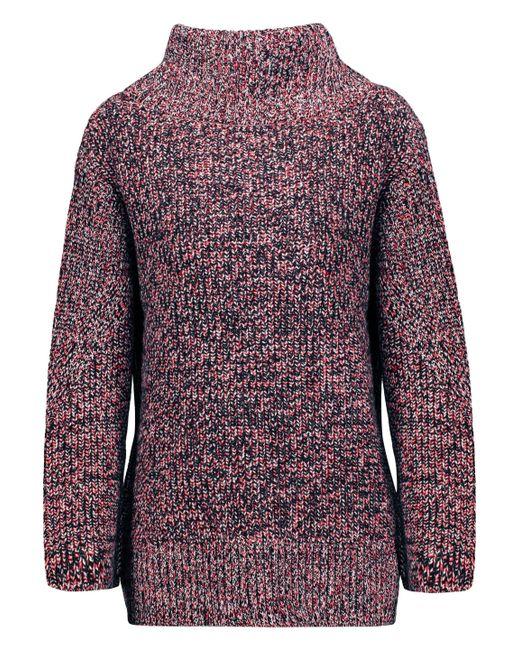 Rag & Bone - Multicolor 'bry' Merino Wool Blend Turtleneck Sweater - Lyst