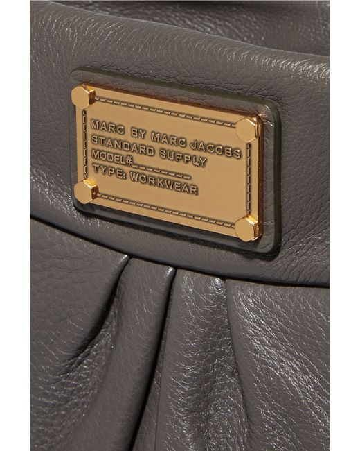 Hillier Hobo Leather Shoulder Bag 97