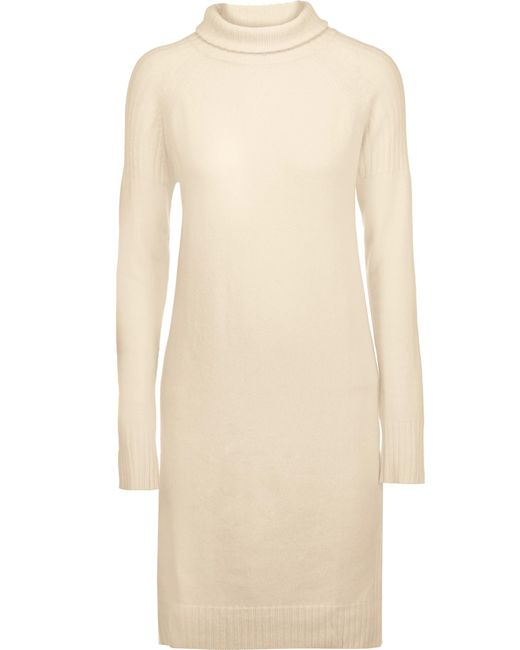 Line | White Lawrence Merino Wool And Cashmere-blend Dress | Lyst