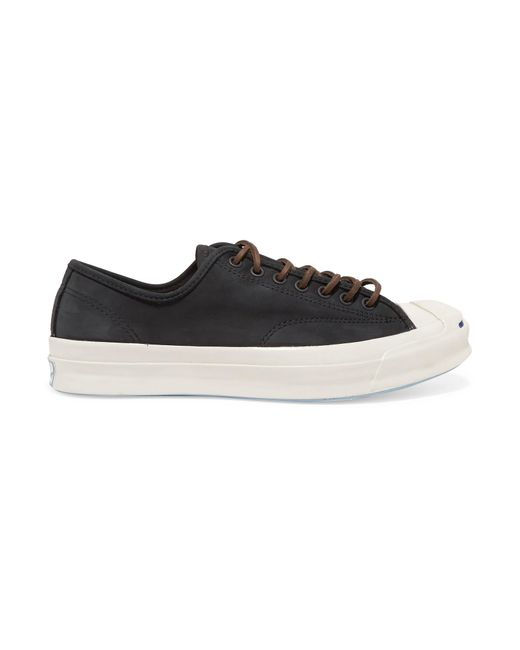 Converse | Blue Jack Purcell Signature Nubuck Sneakers | Lyst