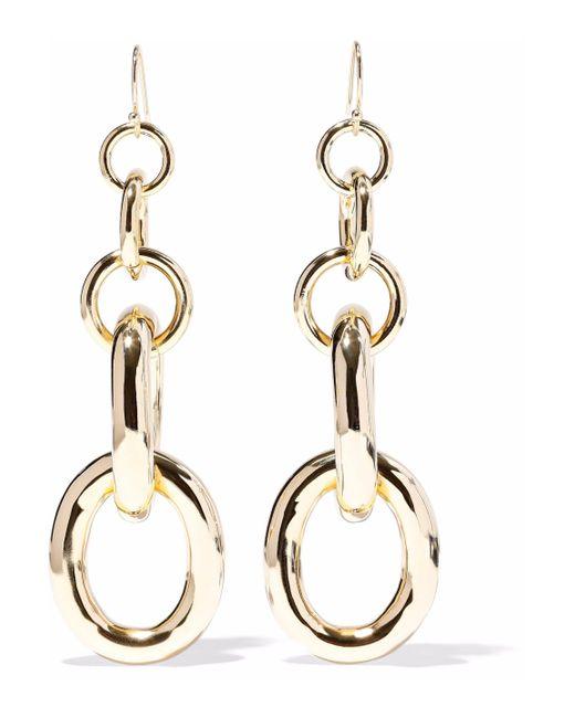 Ben-Amun - Metallic Gold-tone Earrings - Lyst