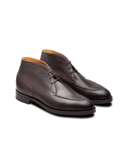 new styles b6a9d 0405d edward-green-brown-Dark-Brown-Halifax-Utah-Leather-Chukka-Boots.jpeg