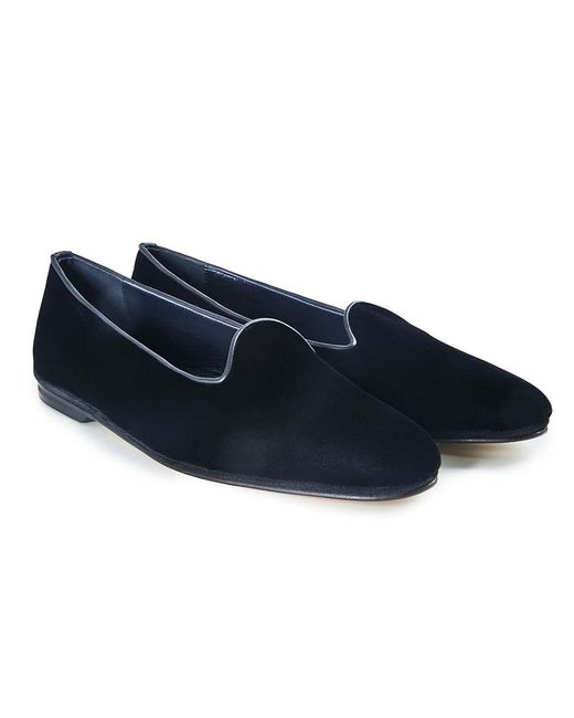 Black Marphy Deerskin Leather Loafers Rubinacci Sale Newest All Seasons Available Low Cost Sale Online Outlet Fashion Style Hot Sale For Sale YMlpsKsnM