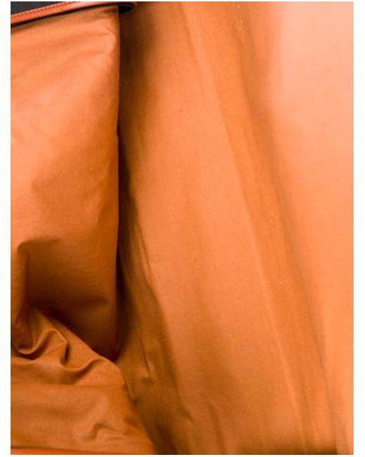0be74122e0 ... Bottega Veneta - Metallic Marco Polo Garment Cover Black for Men - Lyst