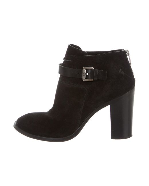 outlet for sale Costume National Buckle-Accented Ankle Boots brand new unisex purchase cheap online EQk67xkCp