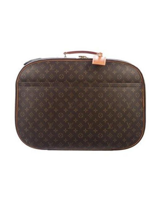 dc24771acf66 Louis Vuitton - Natural Monogram Packall Gm Brown for Men - Lyst ...