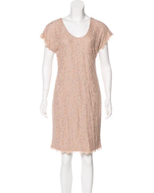 Diane von Furstenberg Lace Wanda Dress w/ Tags Release Dates Cheap Price Store Factory Price mPeL8