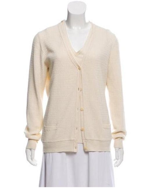 c58e1eb82304 Lyst - Loro Piana Baby Cashmere Button-up Cardigan Set Neutrals in ...