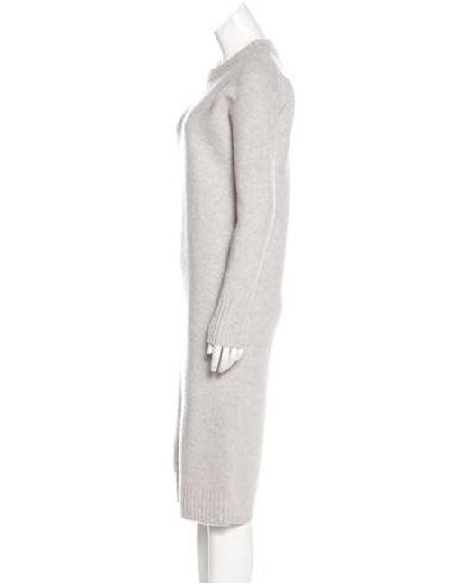 a0d4711a639 ... Lyst Rag   Bone - Gray Sienna Merino Wool Dress Grey ...