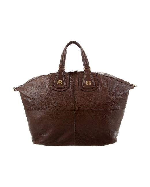 Givenchy - Metallic N s Nightingale Tote Brown - Lyst ... ccc39c6847c5d