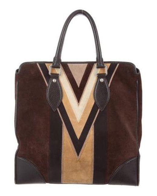 Louis Vuitton - Metallic Innsbruck Cabas Tote Brown - Lyst ... a62e7b4110100