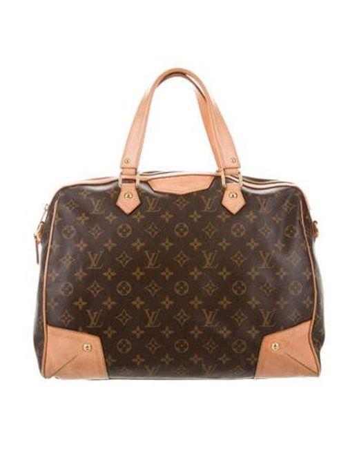 1b0ad46b9b89 Louis Vuitton - Natural Monogram Retiro Pm Brown - Lyst ...