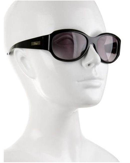 7ca527486e11 ... Dior - Black Celebrity 2 Sunglasses - Lyst