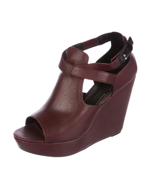 Elizabeth and James Harly Platform Wedges 100% guaranteed cheap price clearance best new genuine sale online KzmnvykAgS
