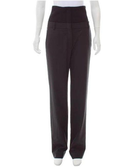 Tibi - Black High-rise Pants W/ Tags - Lyst