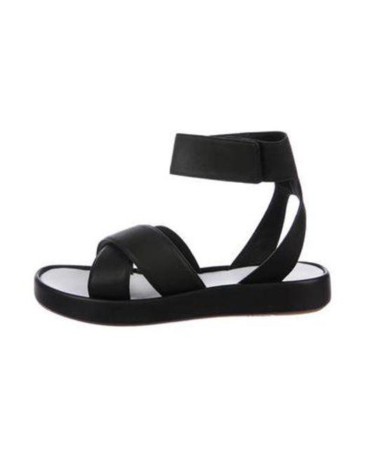 a2f5b171e2ef Rag   Bone - Black Venus Leather Sandals W  Tags - Lyst ...
