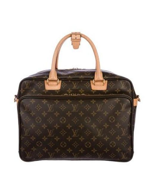 Louis Vuitton - Natural 2016 Monogram Icare Messenger Bag Brown for Men -  Lyst ... 6969539e940fa