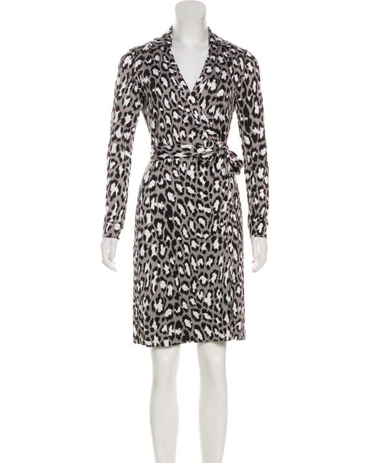 Diane von Furstenberg Mona Silk Dress w/ Tags Discount With Paypal XNHrnIBRm