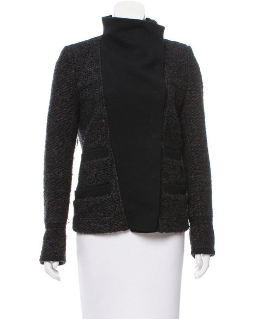 Proenza Schouler Tweed Collarless Jacket Explore Free Shipping With Mastercard Clearance Visa Payment YRKKIlz