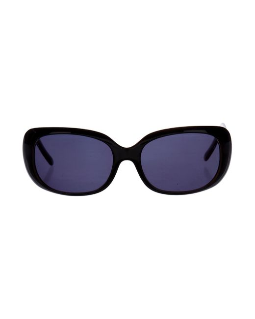 Chanel | Natural Strass Cc Sunglasses Black | Lyst