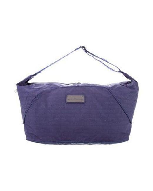 Adidas By Stella McCartney - Gray Small Sports Bag Grey - Lyst ... 1bada23462430