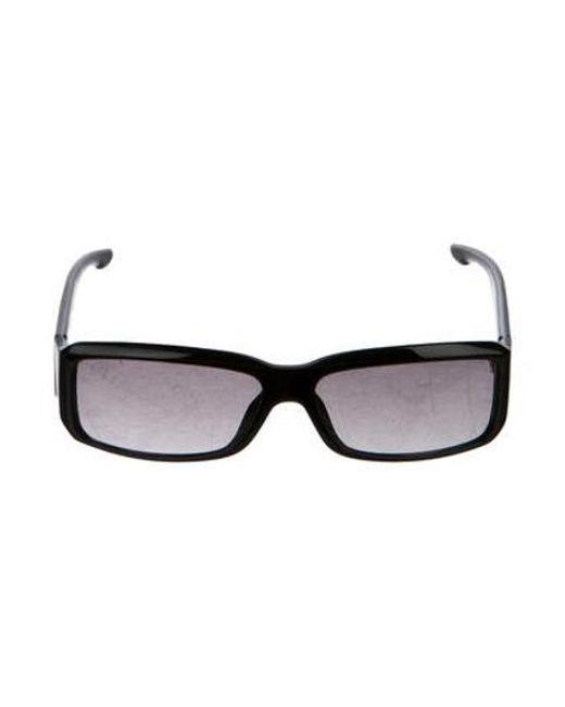 34c4a9d78ee7 Dior - Metallic Night 4 Strass Sunglasses Black - Lyst ...