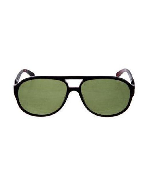 c0b604ff5a ... Lyst Tumi Polarized Cat 3 Sunglasses in Black