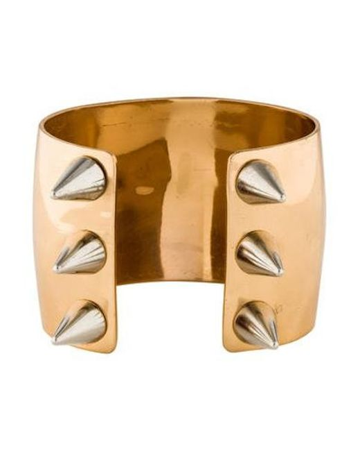 Pamela Love - Metallic Shelley Spike Cuff Rose - Lyst
