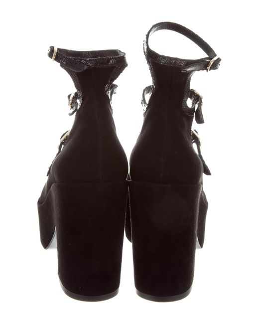 Robert Clergerie Vildo Platform Pumps w/ Tags buy cheap eastbay clearance 2015 outlet fake discount authentic buy cheap many kinds of QQhTcTbO