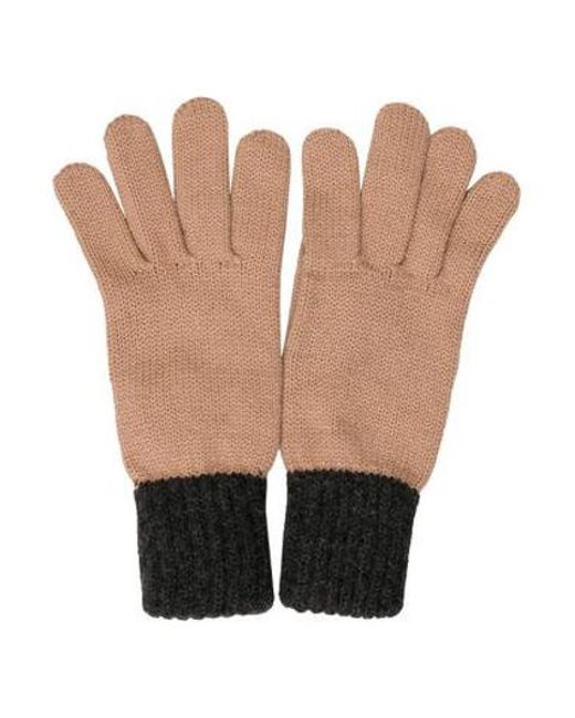 cd61aa271 Jil Sander - Gray Cashmere Knit Gloves W/ Tags Grey - Lyst ...
