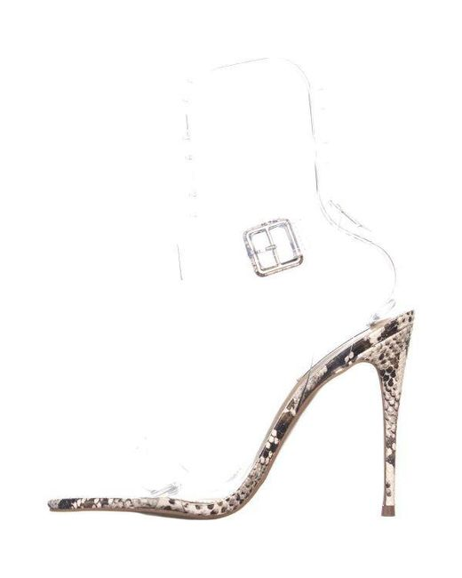 25b5341303a Lyst - Steve Madden Seeme Heeled Sandals