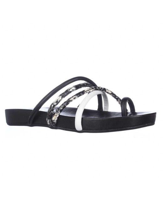 Guess Black Jiyana3 Slide Sandals