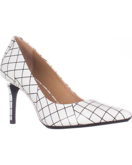 Calvin Klein | Black Gayle Classic Pump Heels | Lyst