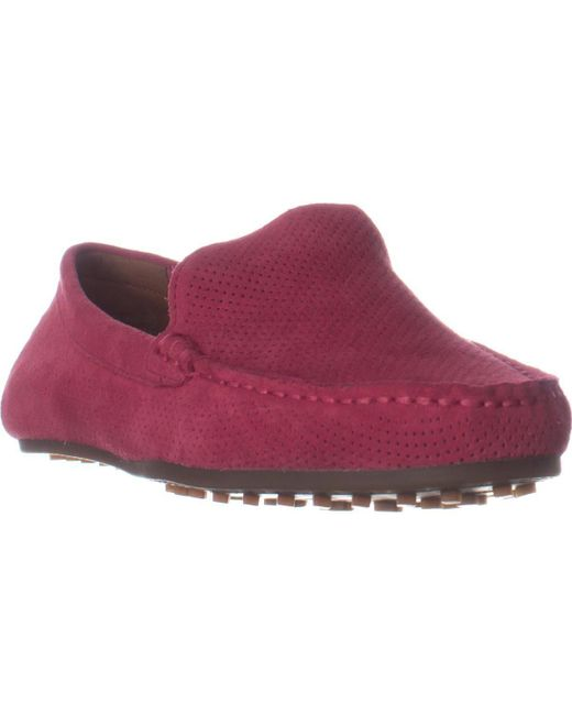 Aerosoles | Pink Over Drive Slip-on Loafers | Lyst