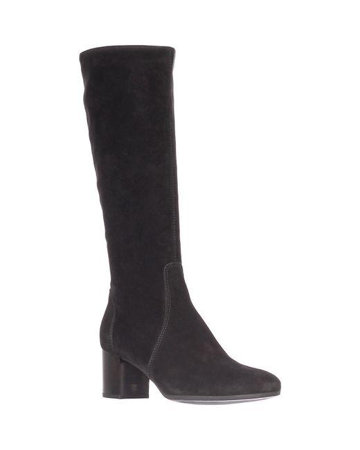 La Canadienne   Black Jackie Knee High Boots   Lyst