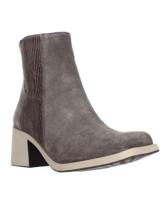 Naya | Brown Gang Chelsea Mid-calf Boots | Lyst