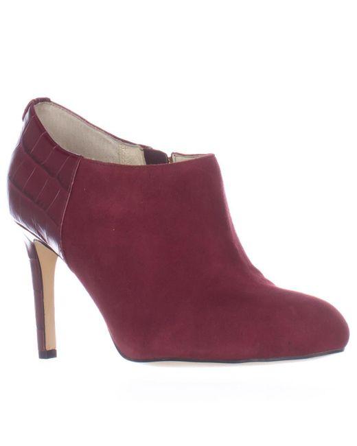 Michael Kors | Purple Michael Sammy Fashion Ankle Boots | Lyst