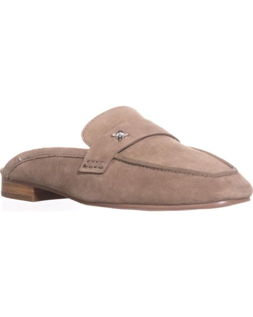 BCBGeneration - Brown Sabrina Flat Mules - Lyst