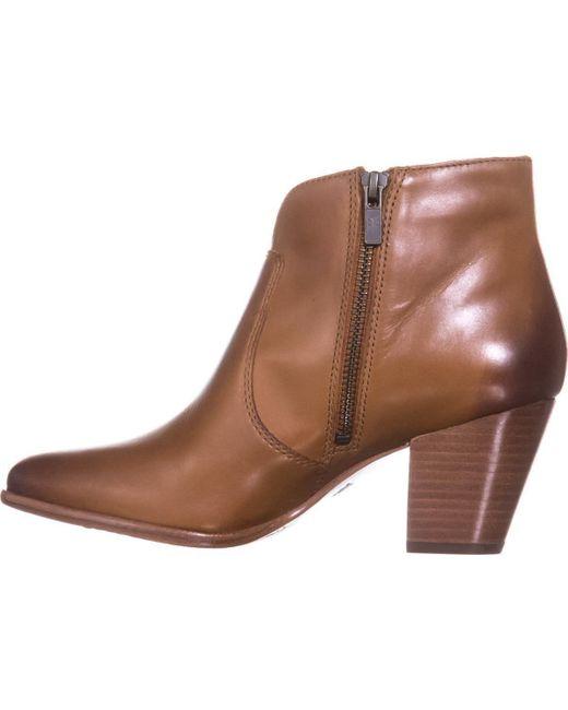 80539f2d698 Women's Brown Jennifer Bootie Short Cowboy Boots