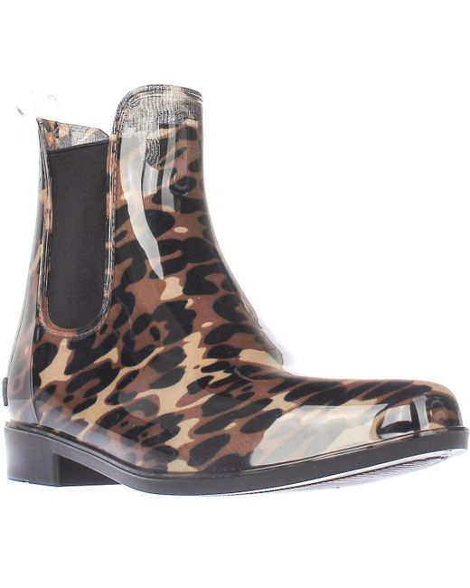Lauren by Ralph Lauren | Multicolor Lauren Ralph Lauren Tally Slip-on Rainboots | Lyst