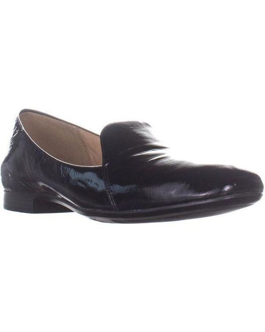91cee9a3553 Naturalizer - Black Emiline Classic Slip On Loafers - Lyst ...
