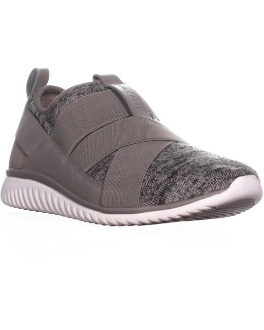 Cole Haan - Gray Studiogrand Knit Cross Strap Sneakers - Lyst