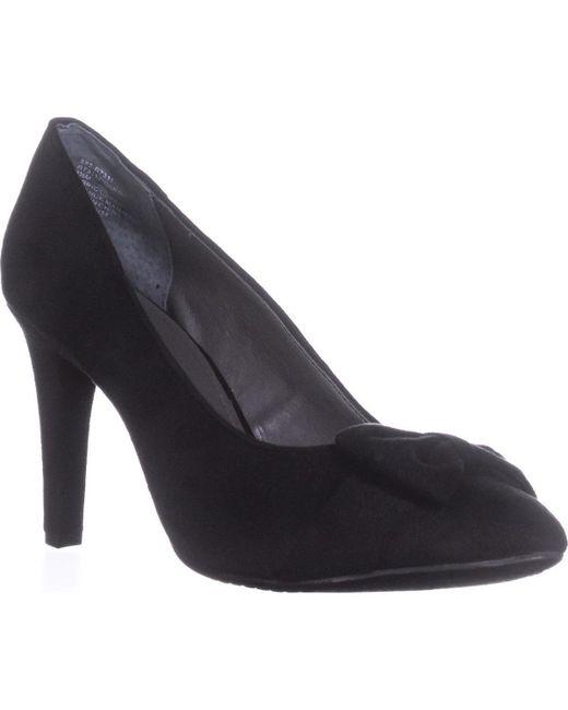 Rialto - Black Carol Pointed-toe Classic Pumps - Lyst