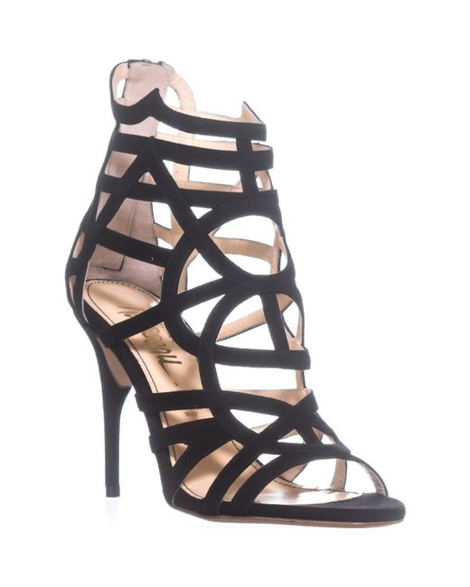 Jerome C. Rousseau - Black Greco Strappy Sandals - Lyst