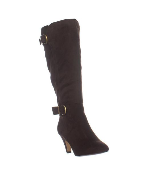 Bella Vita Brown Toni Ii Harness Boots