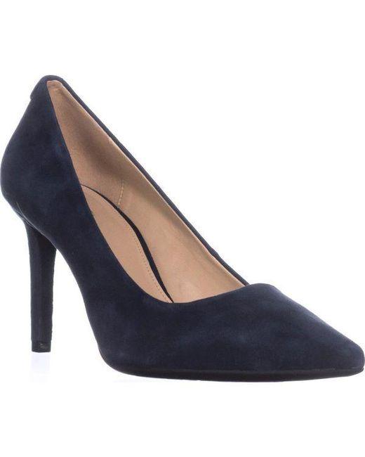 c875b9876cca Michael Kors - Blue Michael Dorothy Flex Pump Classic Heels - Lyst ...