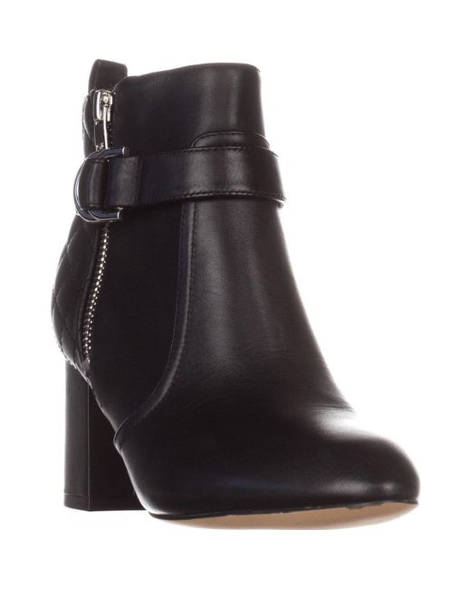 Marc Fisher - Black Weity Ankle Boots - Lyst