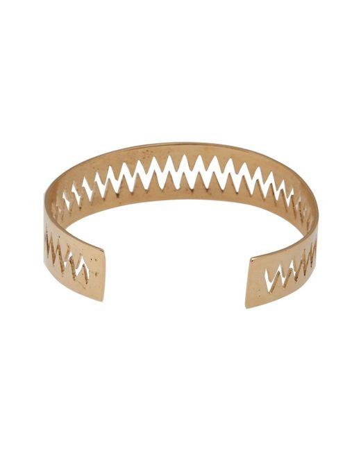Annelise Michelson   Metallic 'carnivore' Bracelet   Lyst